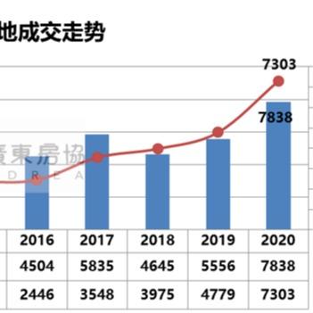 7303亿!涨5成!去年大湾区卖地金额创历史新高