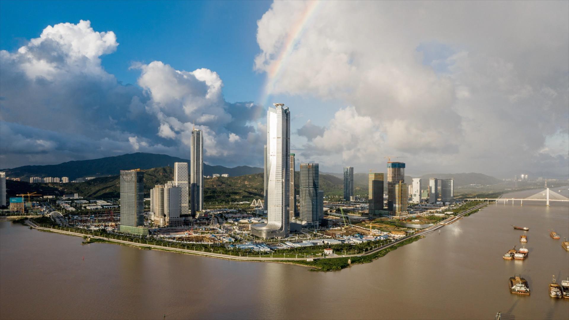 沿着高速看中国(广东):珠海横琴12年蝶变,创新高地汇智粤港澳